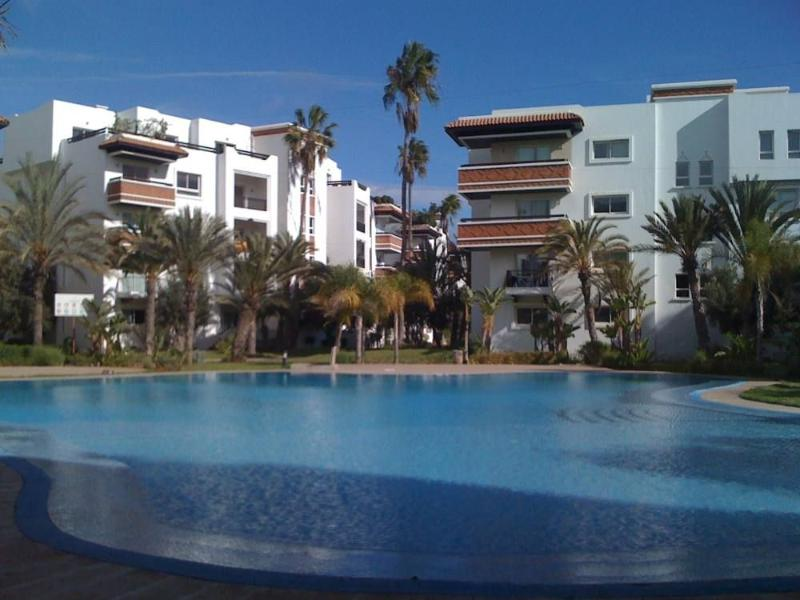Marina apartment and swimming pools - Holiday Apartment in Agadir Marina - Agadir - rentals