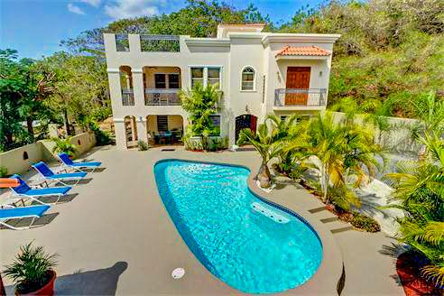 Private Villa and Pool- Perfect location for your next vacation. - PRIVATE CUSTOM HOME & POOL, BEACH & RESTAURANTS - Rincon - rentals