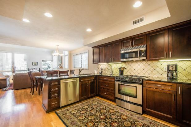 Modern 3-BD Canyons Village Townhome at Red Pine - Image 1 - Park City - rentals