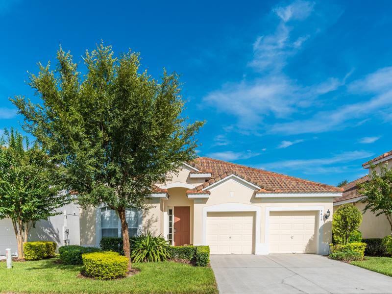 4BR/4BA Windsor Hills resort private pool home 2619PN - Image 1 - Kissimmee - rentals