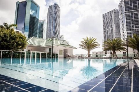 Modern Brickell Loft in Miami with Stunning Views - Image 1 - Miami - rentals