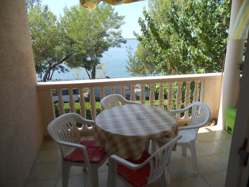 A4(4): terrace - 5840 A4(4) - Rtina - Rtina - rentals