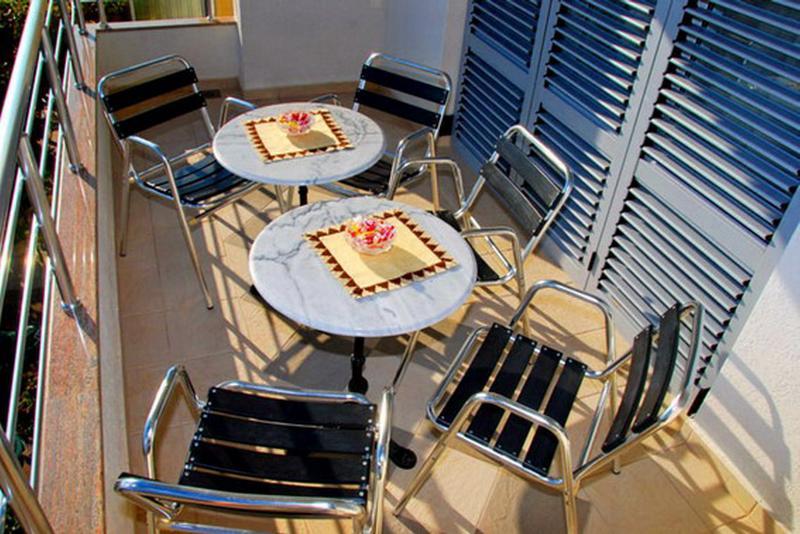 Apartments Veselin - 93261-A2 - Image 1 - Becici - rentals