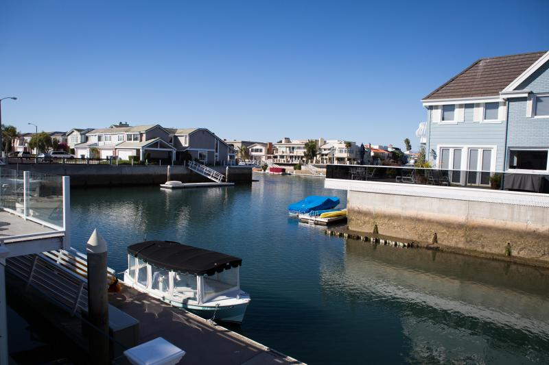 The view from the vacation rental! The harbor is your backyard. - Luxury On The Waterfront w/ Harbor View - Oxnard - rentals