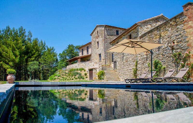 Villa Nebbiosa - Image 1 - Citta di Castello - rentals