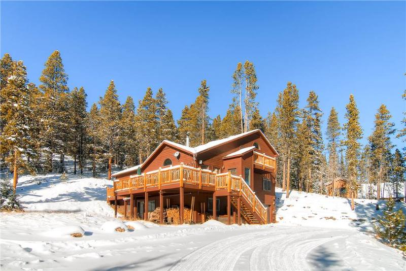 Affordably Priced Secluded 5 Bedroom Private Home - 54 Lakeview - Image 1 - Breckenridge - rentals