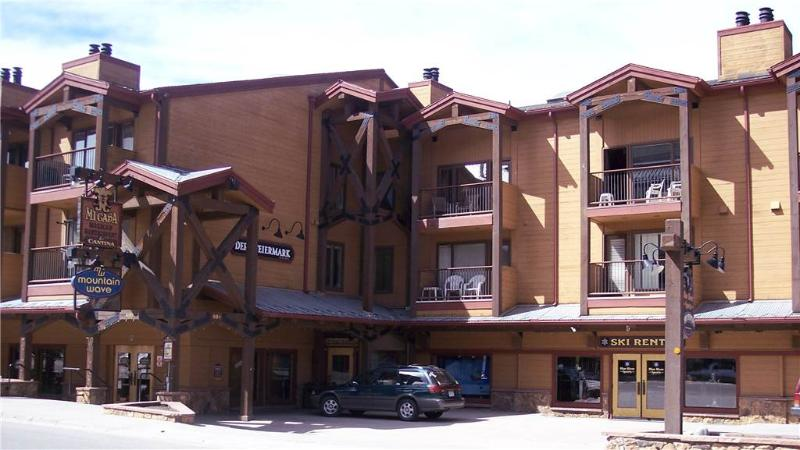Wonderful In Town 1 Bedroom Condo - Der Steiermark 110 - Image 1 - Breckenridge - rentals