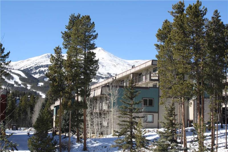 Economically Priced In Town 2 Bedroom Condo - Ski and Racquet B102 - Image 1 - Breckenridge - rentals