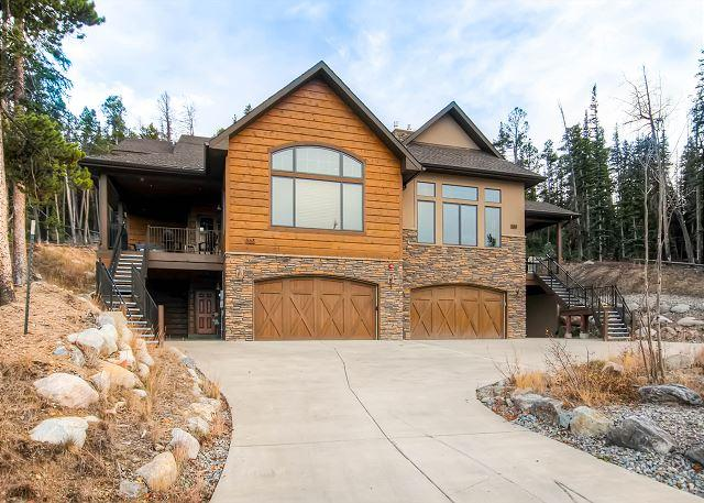 Granite Peaks Villa - Beautiful Four Bedroom Luxury Duplex on Baldy Mountain in Breckenridge - Breckenridge - rentals