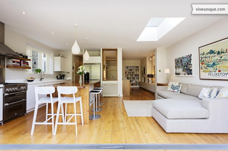 Elegant, 5 bedroom home with parking and large garden - Chevening Rd - Image 1 - London - rentals