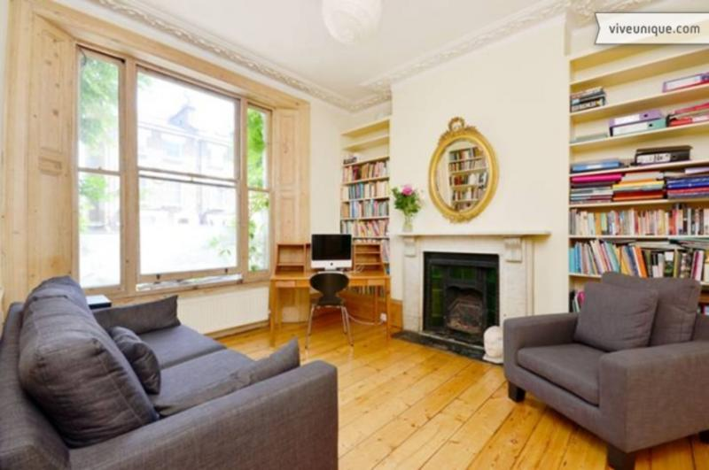 4 bedroom house with a studio in Primrose Hill - Image 1 - London - rentals