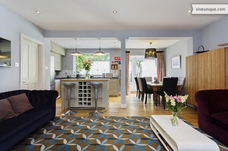 Reception - Spectacular Parsons Green Townhouse in London - London - rentals