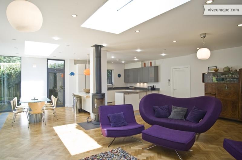 4 Bedroom 60s Chic, Broughton Gardens, Highgate - Image 1 - London - rentals