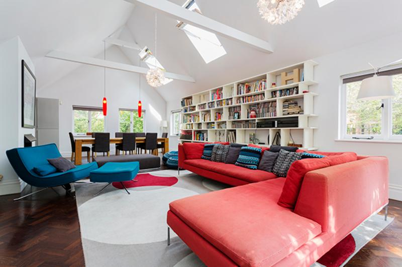 4 Bedroom Hampstead Heath at the end of the road! - Image 1 - London - rentals