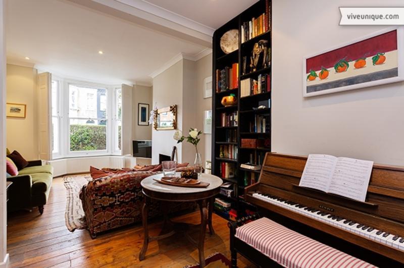 Charming 5 bed, Keith Rd, Shepherd's Bush - Image 1 - London - rentals