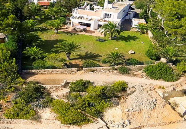 8 bedroom Villa in Santa Eulalia Del Rio, Ibiza, Ibiza : ref 2132851 - Image 1 - Santa Eulalia del Rio - rentals