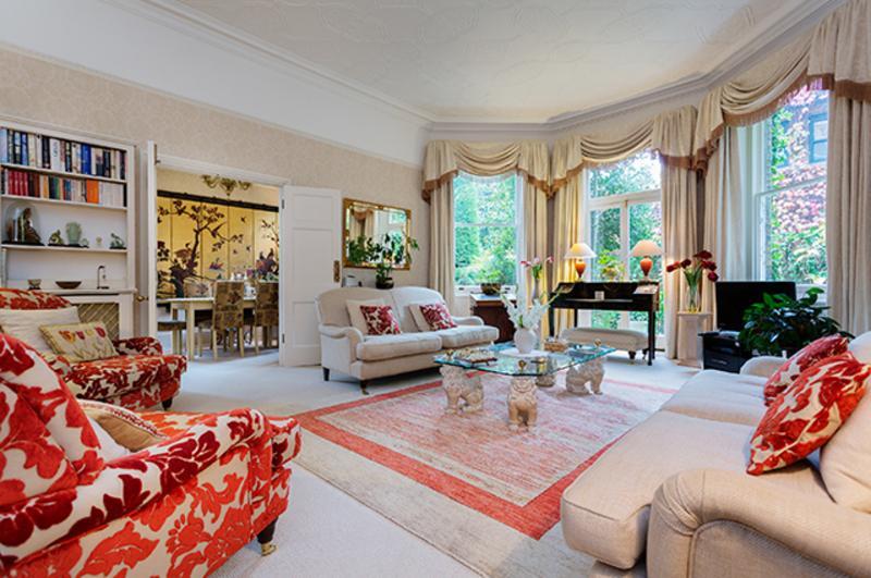 Ground floor flat with garden, Arthur Road, Wimbledon - Image 1 - London - rentals