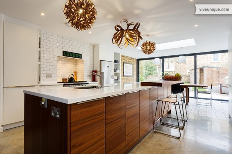 Contemporary family home with garden on Sheen Road, Richmond - Image 1 - London - rentals