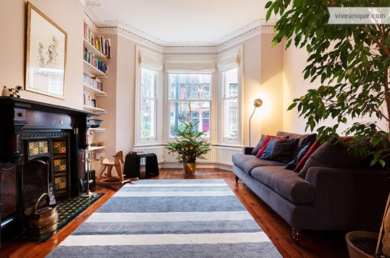 4 bed family home in the Stockwell Conservation Area, Clapham - Image 1 - London - rentals