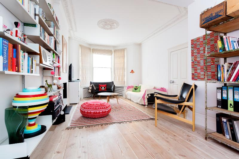 Contemporary 4 bed house on Crediton Rd, Queen's Park - Image 1 - London - rentals