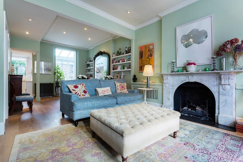3 bed house on St Mark's Road, Notting Hill - Image 1 - London - rentals