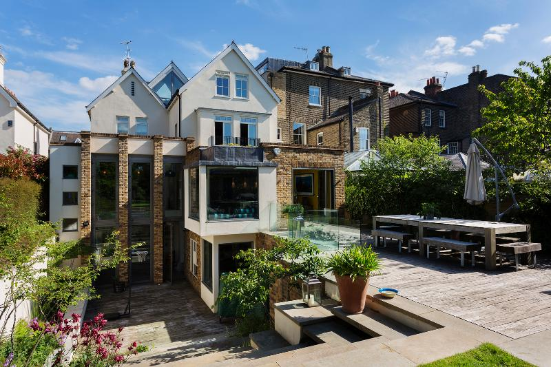 Magnificent 5 bed house in Wandsworth - Image 1 - London - rentals