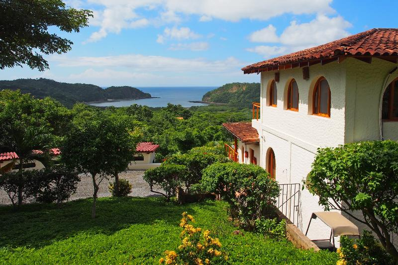 Outside the Inn - VillaBlancaB&B and House Rental- 4wheeler included - San Juan del Sur - rentals
