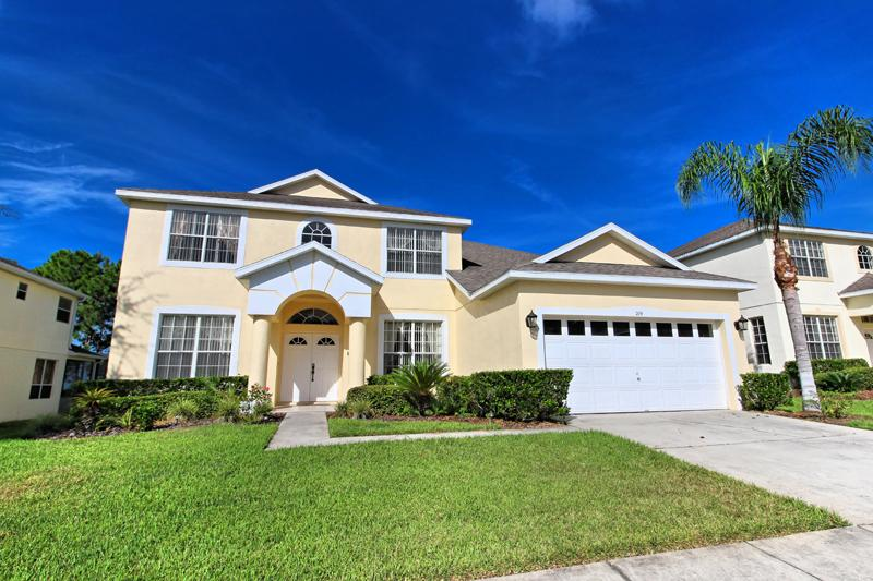 Highlands Reserve 6Bd Pool w Spa & GmRm, Frm$190nt - Image 1 - Orlando - rentals