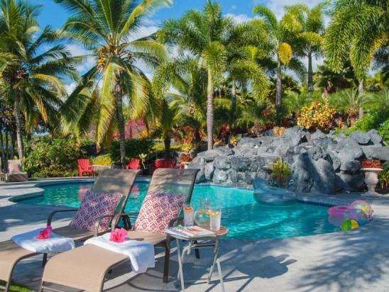 Kamilo House- Your Own Paradise! Beach Toys! - Image 1 - Kailua-Kona - rentals