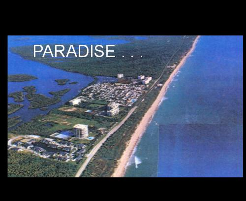 Ocean front, and Indian River access too - THE BEACH!! N.Hutchinson Island,  Oceanfront, - Fort Pierce - rentals