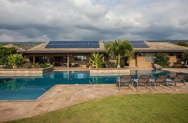 Ahina Palauna Estate- Sleeps 20! Min from ocean! - Image 1 - Kailua-Kona - rentals