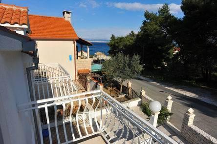 Djuli A1(4+1): balcony view - 4973 Djuli A1(4+1) - Sutivan - Sutivan - rentals