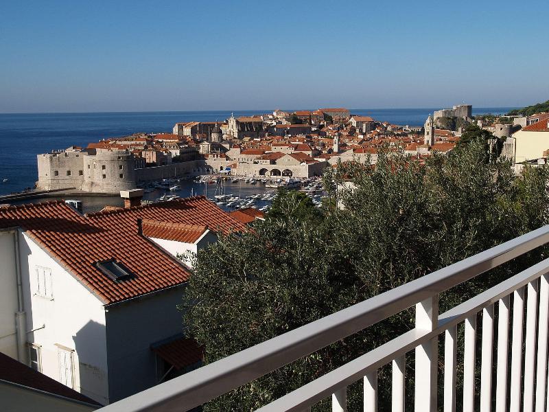 terrace view - 00216DUBR A1(2+1) - Dubrovnik - Dubrovnik - rentals