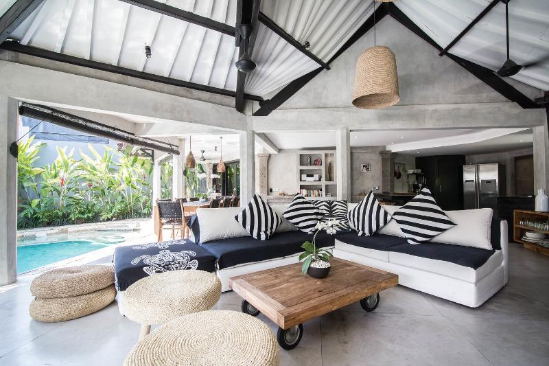 Living Room - Villa Fi - Simply Stunning - Seminyak - rentals