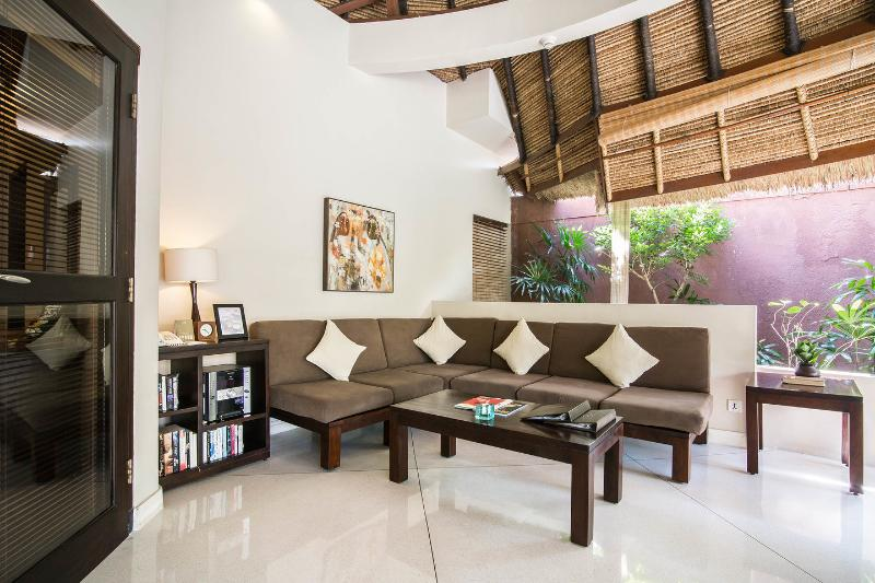 Living Room - The Dusun villa-seminyak (one bedroom pool villa) - Denpasar - rentals