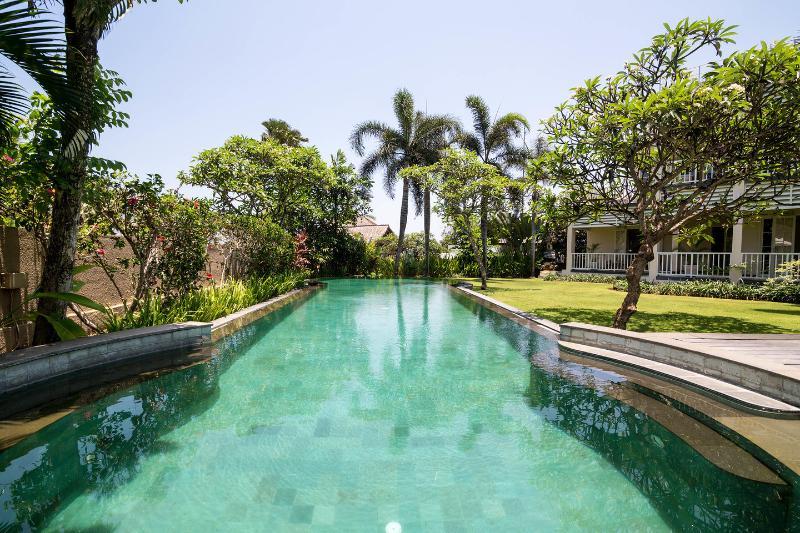 The Pool - Villa Surgawi Luxury Bali Villa Rental - Tanah Lot - rentals