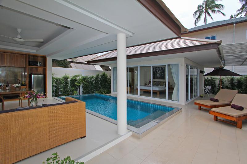 Villa 86 - Very Private with Pool - Image 1 - Plai Laem - rentals