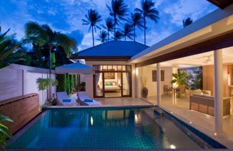 Villa 88 - Very Private with Pool - Image 1 - Plai Laem - rentals