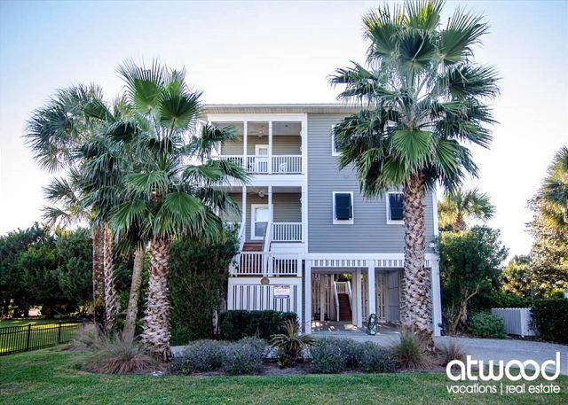 Good Graces - Gorgeous Home With Private Pool & Ocean Views - Image 1 - Edisto Island - rentals