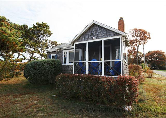 THE QUINTESSENTIAL VINEYARD COTTAGE!! - Image 1 - Oak Bluffs - rentals