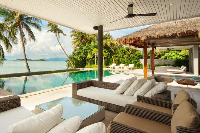 Samui Island Villas - Villa 192 (3 Bedroom Option) - Image 1 - Plai Laem - rentals