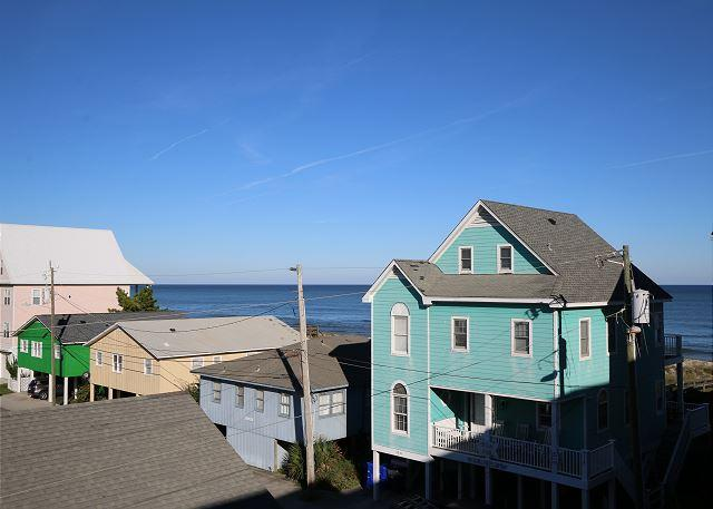 Sand Pebbles A28 - Unwind and enjoy a great oceanfront condo with a pool - Image 1 - Carolina Beach - rentals
