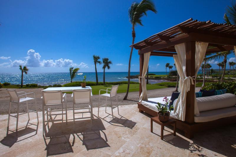 Outstanding 180 ocean view overlooking the Caribbean Sea - CapCana Ocean front villa-best location Punta Cana - Punta Cana - rentals