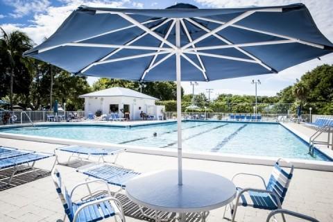 Pool & Cafe - Beautiful & Spacious 2/2 Condos with Ocean Views - Tavernier - rentals