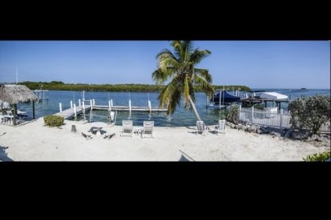 Ocean Front House with Private Dock - Image 1 - Tavernier - rentals