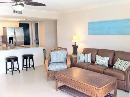 Bright, Airy and Spacious Living Area - Firethorn 110 - Siesta Key - rentals
