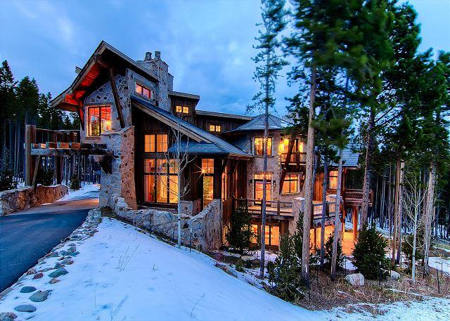 Bella Villa di Montagna - Experience Unparalleled Luxury in this Unique Timber Trail Masterpiece! - Breckenridge - rentals