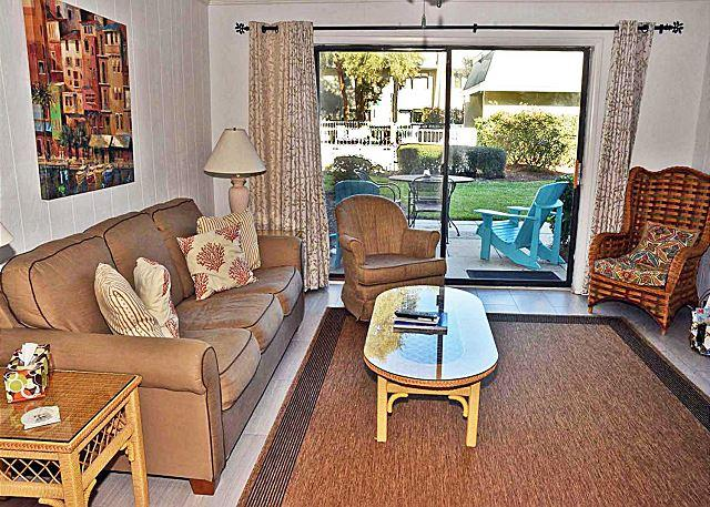 Surf Court 32 - Forest Beach Townhouse - Image 1 - Hilton Head - rentals
