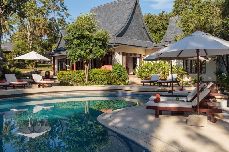 Samui Island Villas - Villa 123 Close to Chaweng - Image 1 - Choeng Mon - rentals