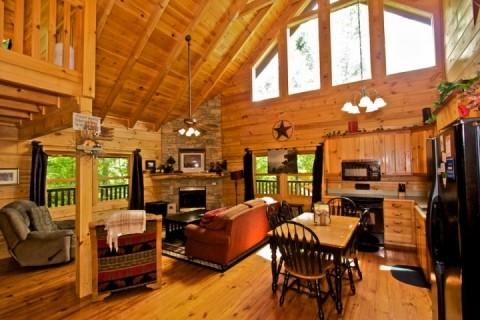 Beartoe Bungalow - Image 1 - Pigeon Forge - rentals